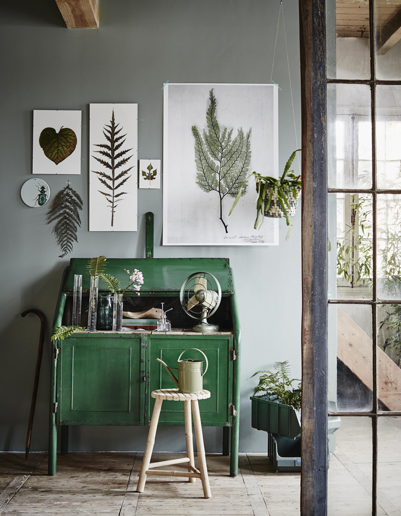 nos meilleures id es pour une d coration v g tale tendance elle d coration. Black Bedroom Furniture Sets. Home Design Ideas