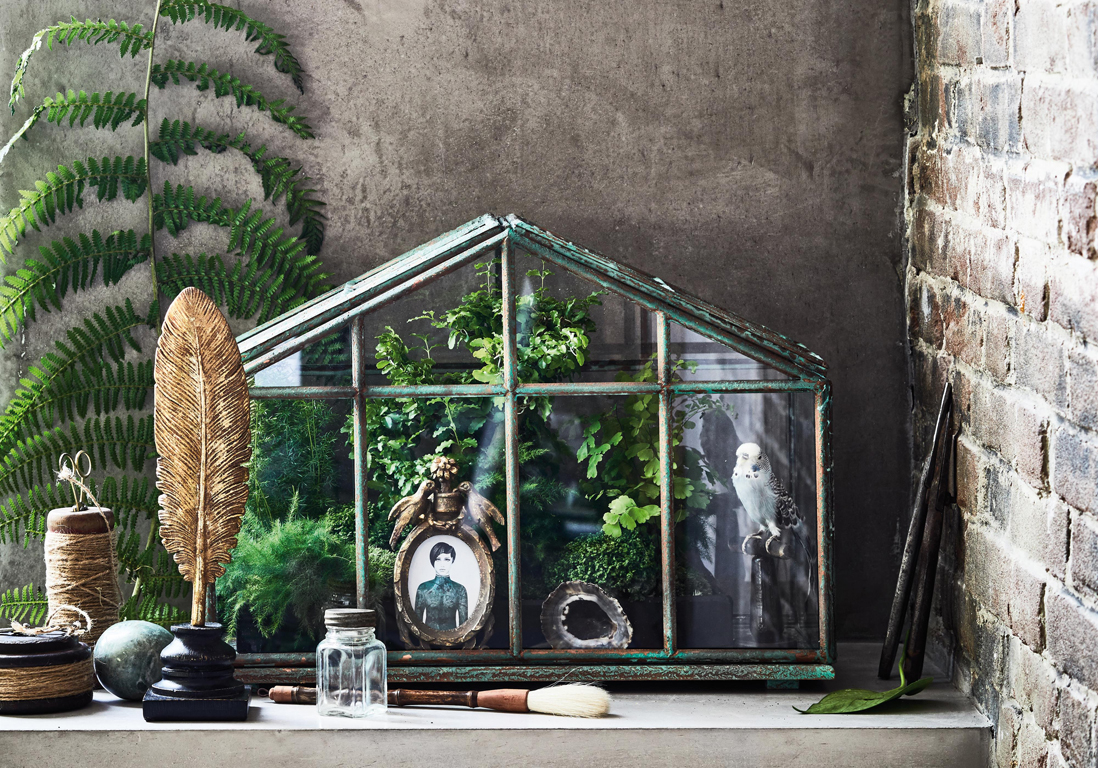 Awesome idee deco jardin d hiver photos for Idee deco jardin