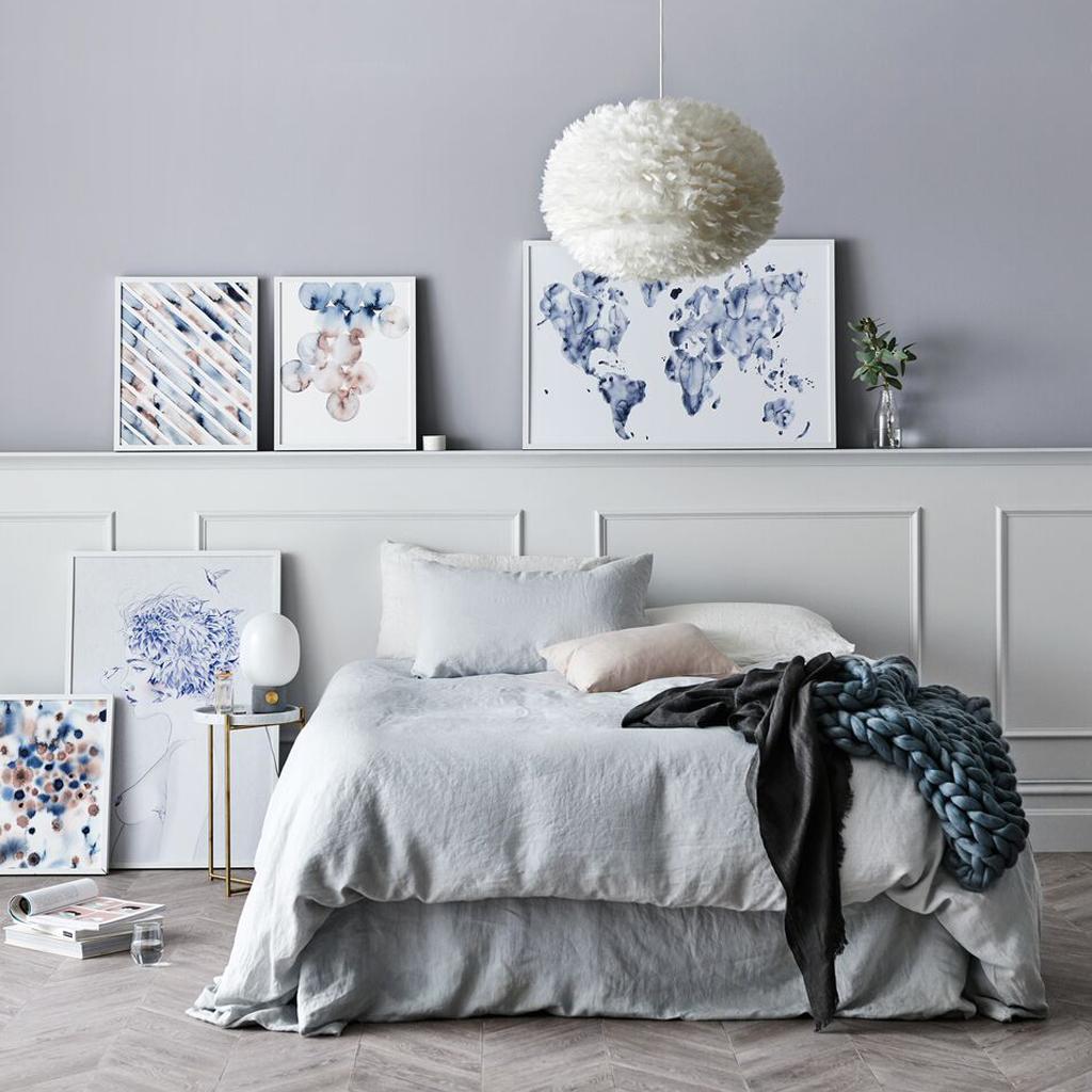 patchwork photo nos astuces pour un patchwork photo r ussi elle d coration. Black Bedroom Furniture Sets. Home Design Ideas
