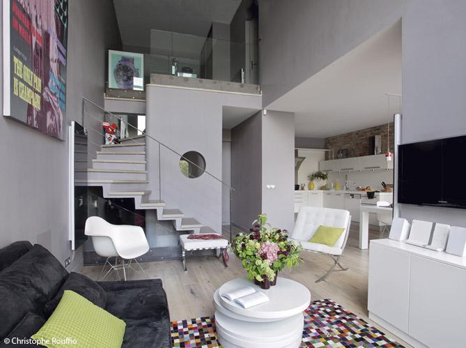 Quelles couleurs à adopter pour un intérieur contemporain ? - Elle ...