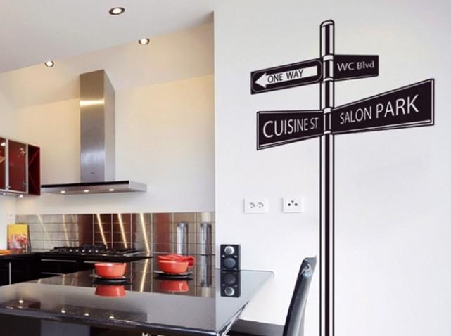 tendance tout savoir sur les stickers elle d coration. Black Bedroom Furniture Sets. Home Design Ideas