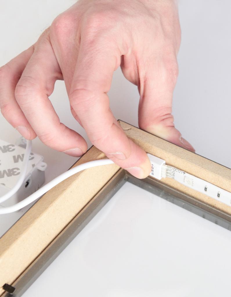 Préférence DIY : créez votre propre box lumineuse - Elle Décoration QA99