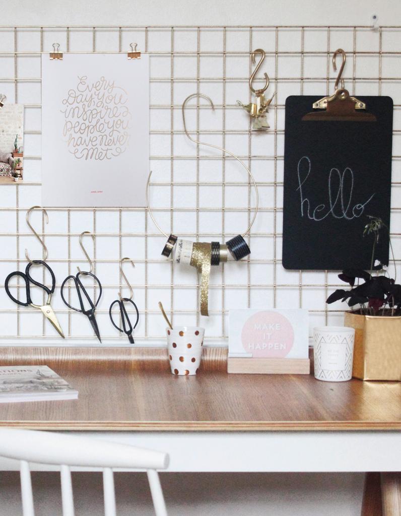 organiseur mural bureau nb46 montrealeast. Black Bedroom Furniture Sets. Home Design Ideas