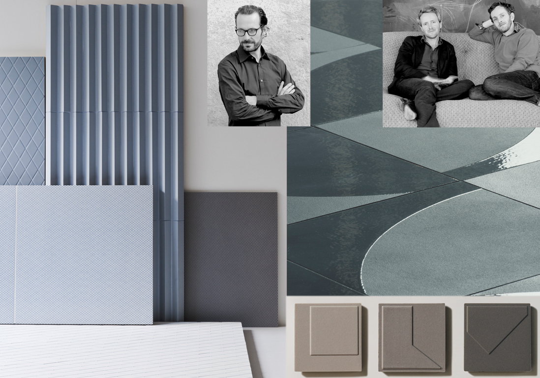 10 rev tements sol et mur sign s par des designers elle d coration. Black Bedroom Furniture Sets. Home Design Ideas