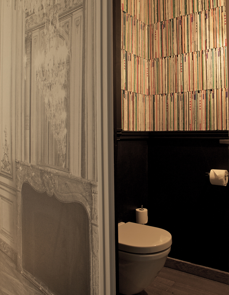 30 id es pour relooker vos murs elle d coration. Black Bedroom Furniture Sets. Home Design Ideas