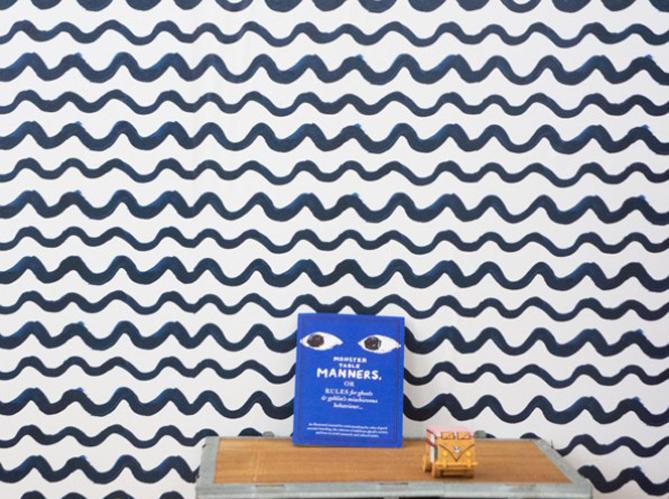 laissez vous tenter par le papier peint adh sif elle d coration. Black Bedroom Furniture Sets. Home Design Ideas