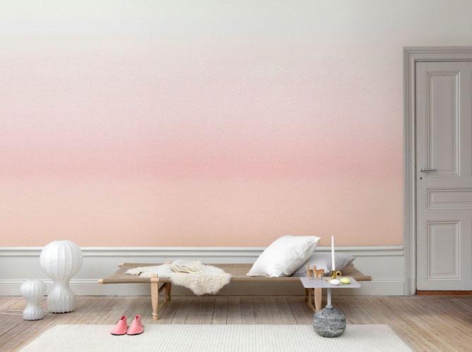 Un int rieur original gr ce la couleur elle d coration - Choisir la couleur des murs ...