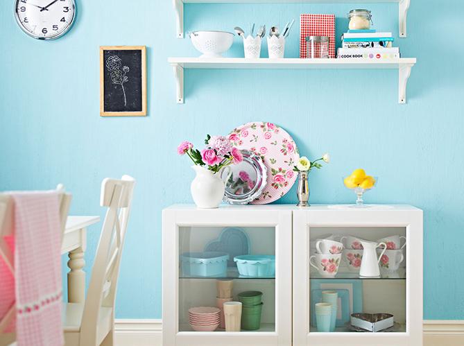 faites entrer la couleur dans votre int rieur elle. Black Bedroom Furniture Sets. Home Design Ideas