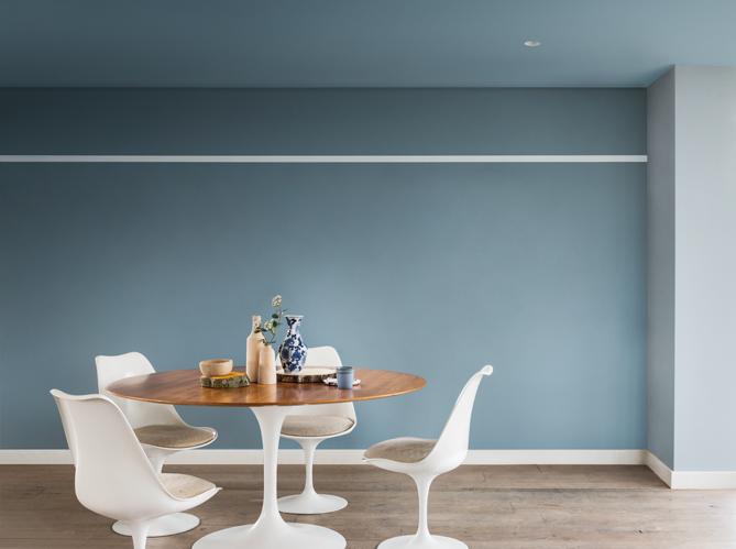 Salon Salle A Manger Bleu : L actu du jour la couleur de année est le… elle
