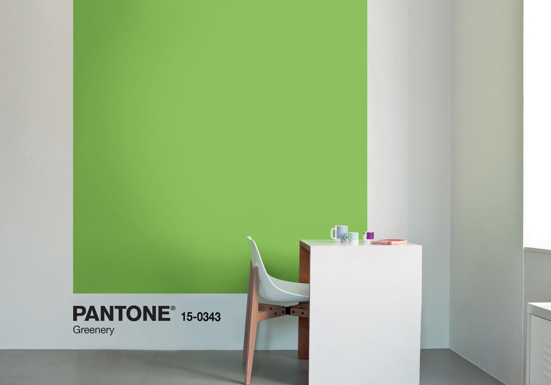 La couleur de l ann e 2017 tollens et pantone est le vert greenery elle d c - Pantone couleur de l annee ...