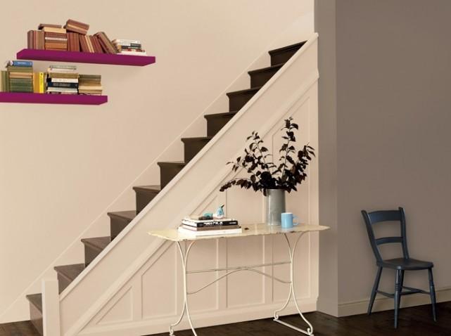 Peinture les couleurs tendance en 2013 elle d coration for Peinture couleur taupe et chocolat
