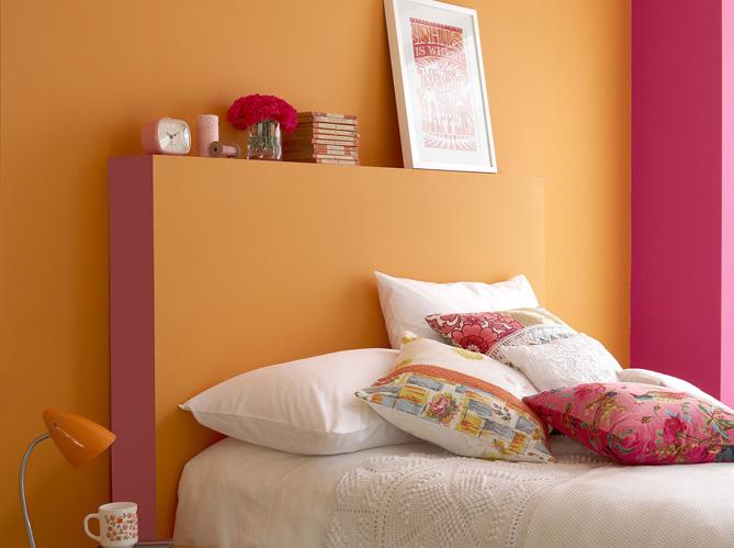 Peinture les couleurs tendance en 2013 elle d coration for Peinture maison decorative
