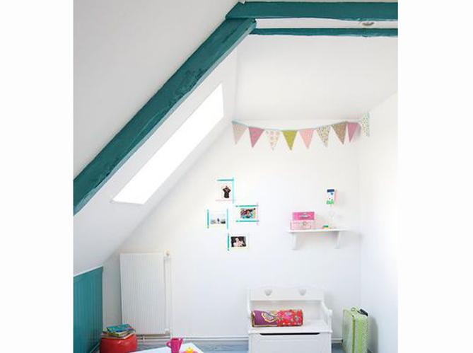 on change tout avec une touche de peinture elle d coration. Black Bedroom Furniture Sets. Home Design Ideas