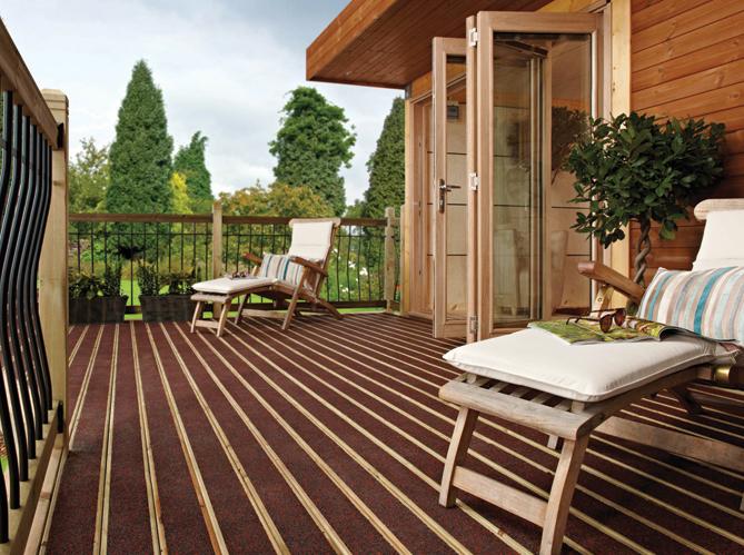 4 bonnes raisons d'opter pour une terrasse en bois  Elle Décoration