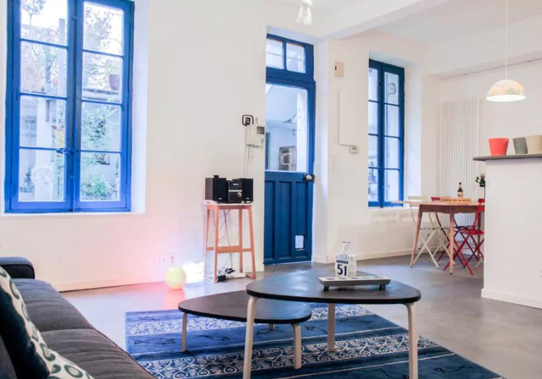 Airbnb marseille 25 villas lofts et appartements de for Appartement de reve