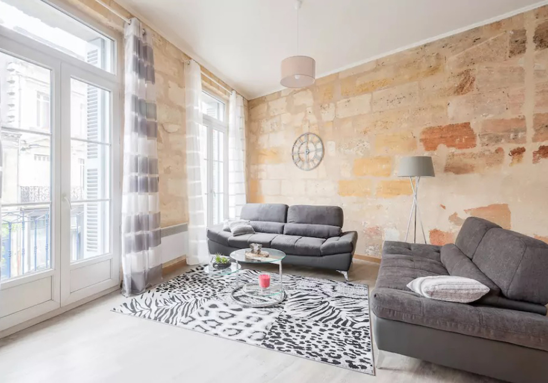 Airbnb bordeaux 30 villas lofts et appartements de r ve for Deco appartement duplex
