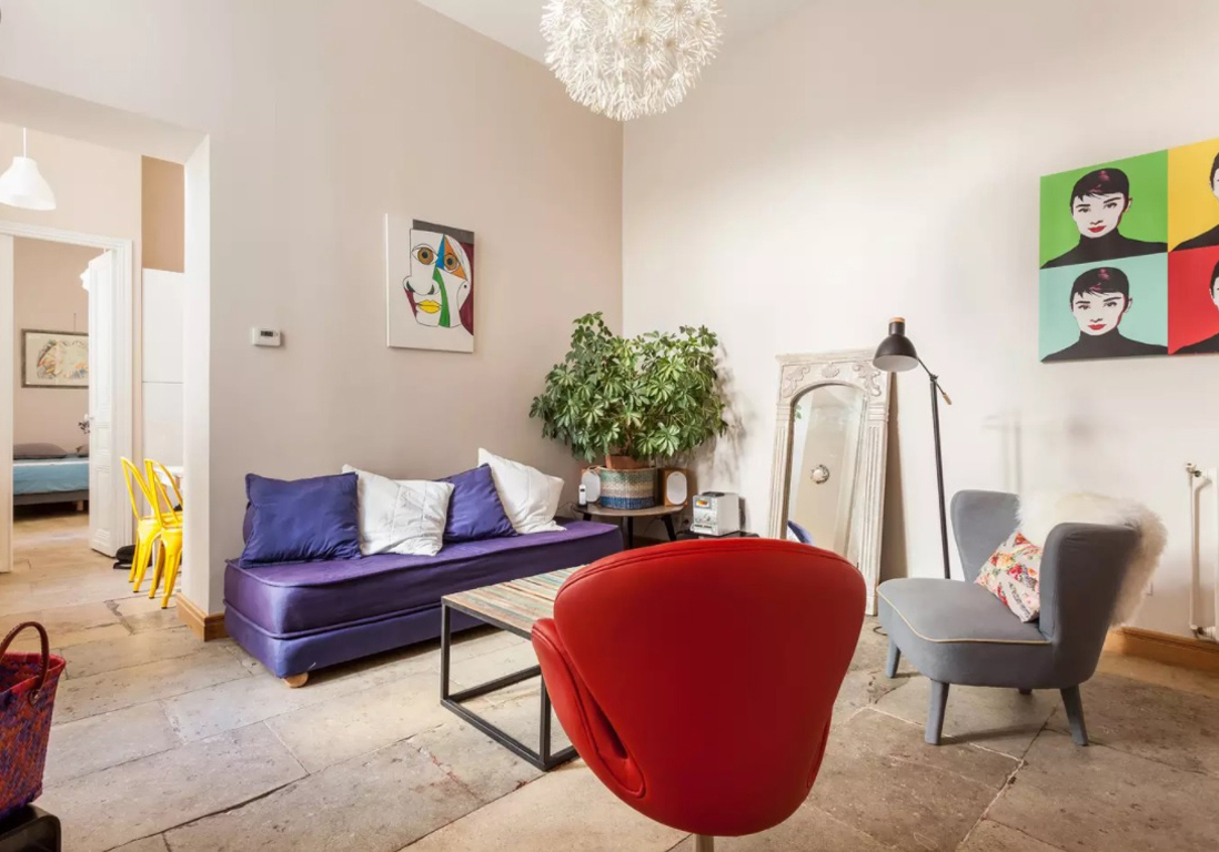 Airbnb montpellier 25 appartements maisons et villas de for Appartement et maison chaville