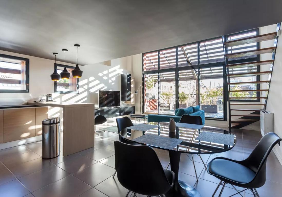 Airbnb montpellier 25 appartements maisons et villas de r ve montpellier - Maisons et appartements magazine ...