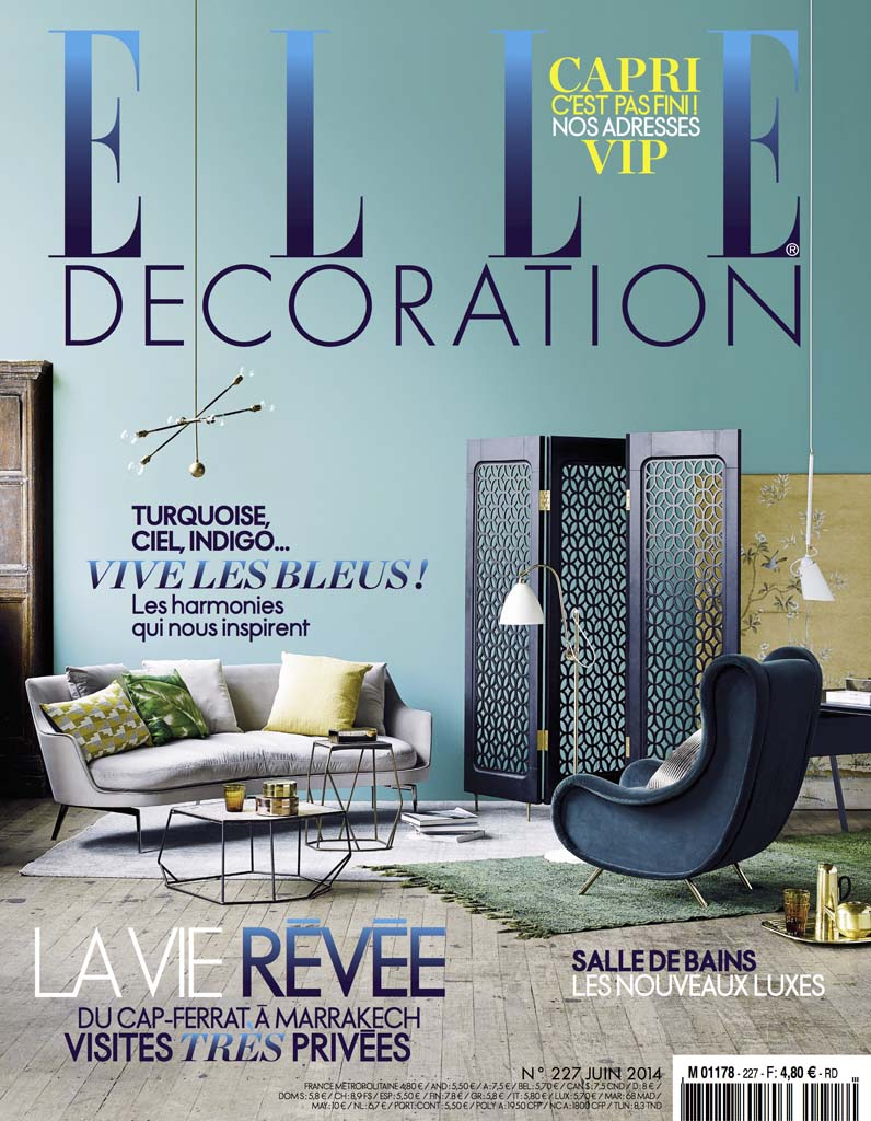 Les meilleures adresses d co capri elle d coration for Elle decoration france