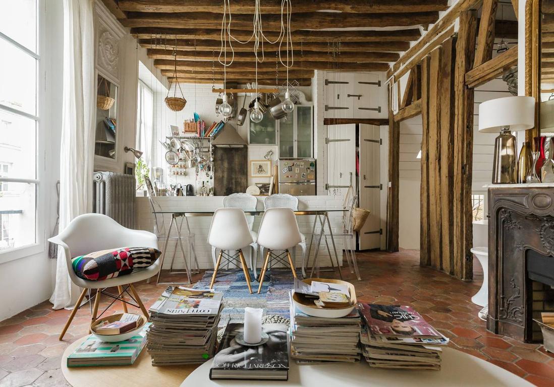 Location appartement Paris : découvrez les plus beaux intérieurs ...