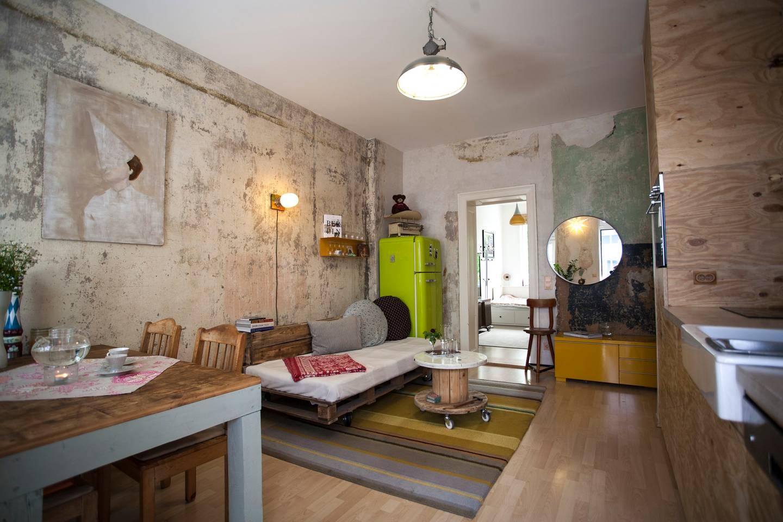 Airbnb berlin 25 lofts appartements et penthouses de r ve berlin elle - Appartement a berlin ...