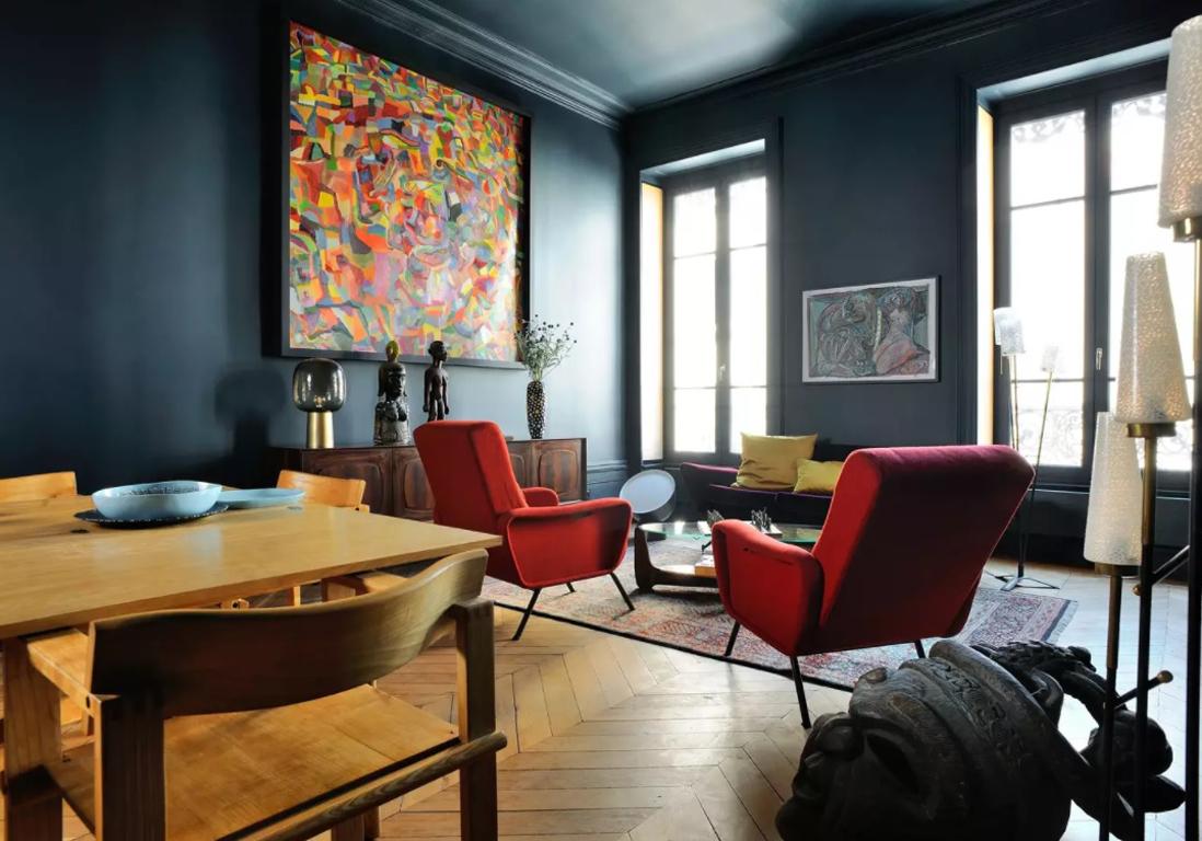 Airbnb lyon 20 appartements lofts et h tels particuliers de r ve lyon elle d coration - Deco jardin recyclage lyon ...