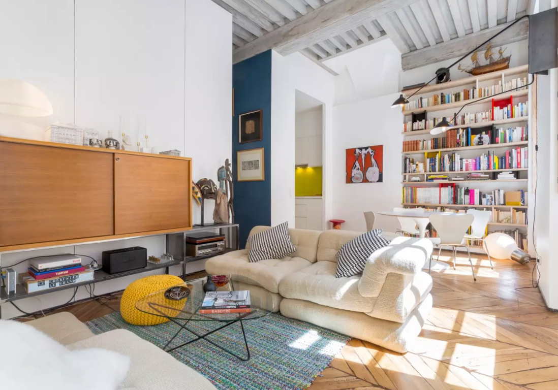 Airbnb lyon 20 appartements lofts et h tels for Appartement design var