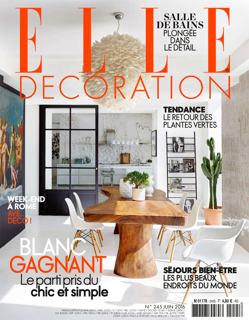 nos meilleures adresses rome elle d coration. Black Bedroom Furniture Sets. Home Design Ideas