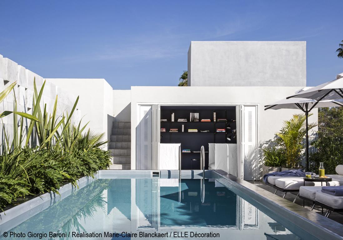 H tel casa fayette mexique l 39 h tel conna tre elle for Piscine blue design le bouscat