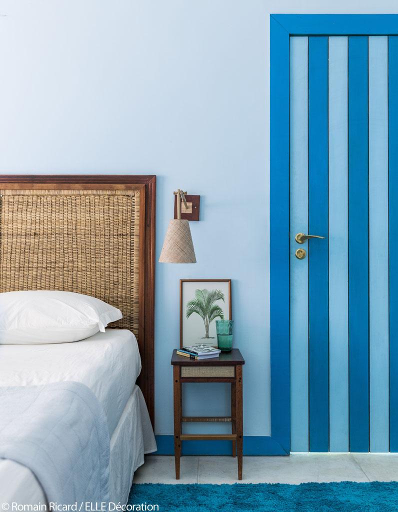 Chambre Bleue : Le petit hôtel de rêve imaginé par stella cadente du