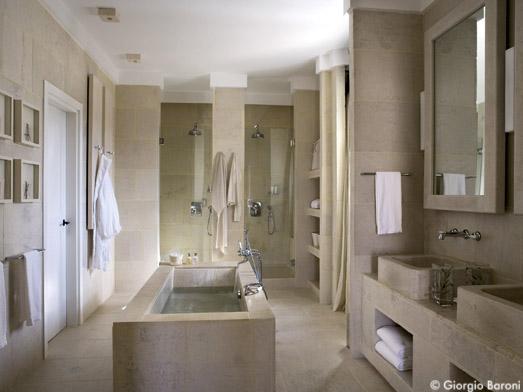 Salle De Bain Romantique Modèle : Vacances à l'italienne – Elle Décoration