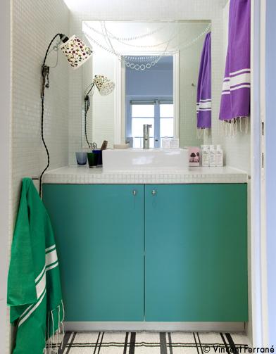 sarah lavoine dans mon appart elle d coration. Black Bedroom Furniture Sets. Home Design Ideas