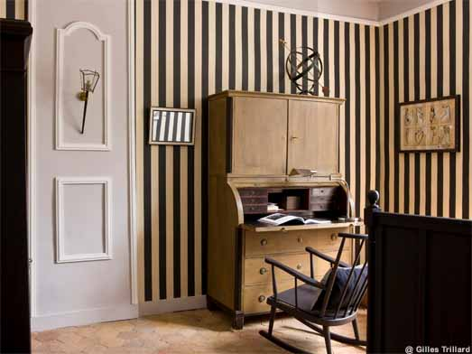 chez chantal thomass les dessous sexy du classicisme elle d coration. Black Bedroom Furniture Sets. Home Design Ideas