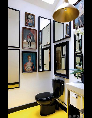 chez michel klein l adresse qui d m nage elle d coration. Black Bedroom Furniture Sets. Home Design Ideas