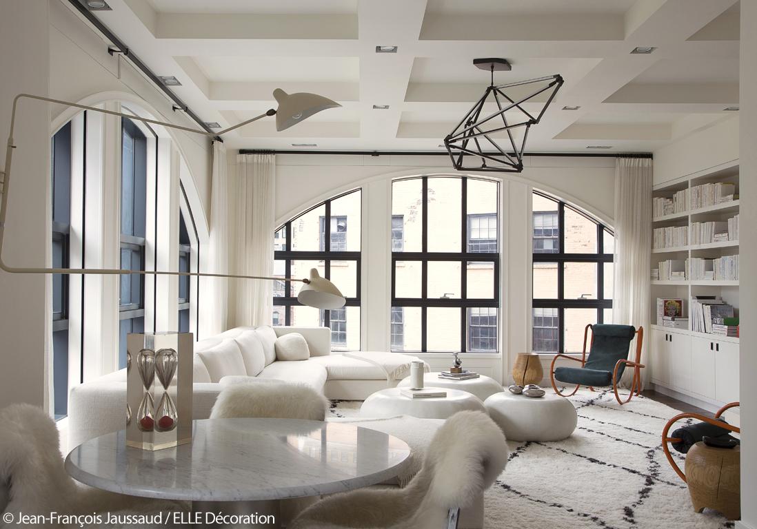 d co penthouse direction new york avec ce penthouse au. Black Bedroom Furniture Sets. Home Design Ideas
