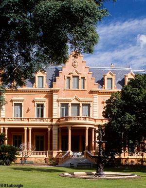 Visite priv e d co en argentine la maison d 39 une femme de lettres elle d coration - Maison de l argentine ...