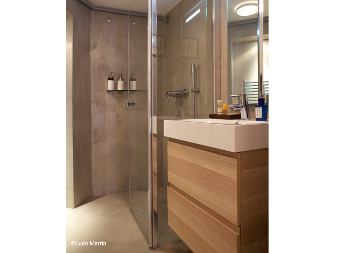 La salle de bain deden site officiel for Elle deco salle de bain