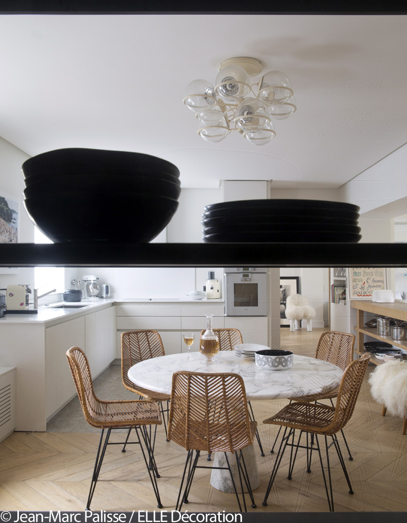 l 39 tonnante r novation d 39 une maison parisienne du 19 me. Black Bedroom Furniture Sets. Home Design Ideas