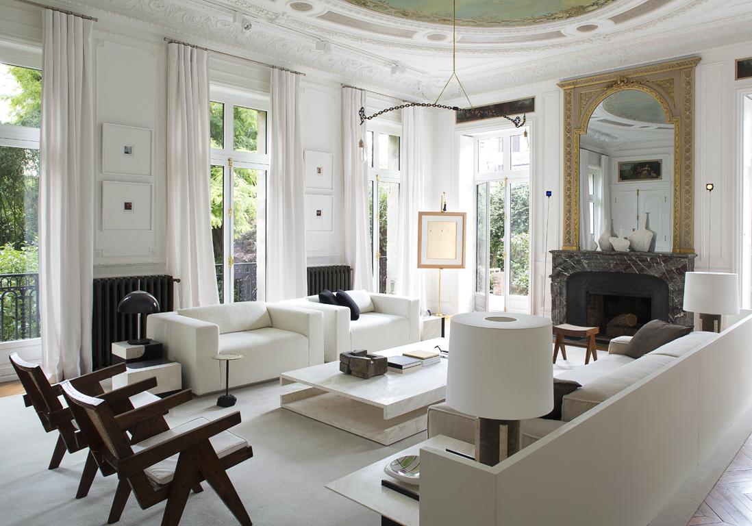 paris d couvrez le sublime h tel particulier r alis par. Black Bedroom Furniture Sets. Home Design Ideas