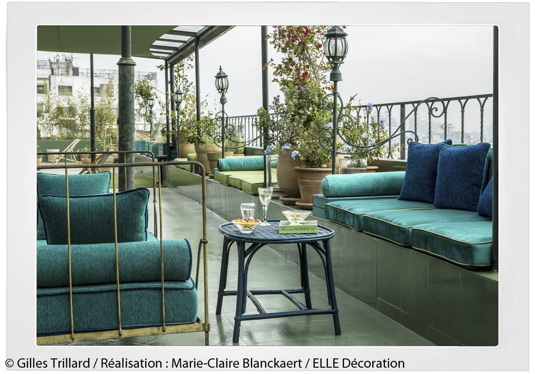 Peindre Murs En Bleu Et Vert Dans Appartement Sympa L 39 Appartement Bleu Et Vert De Stella