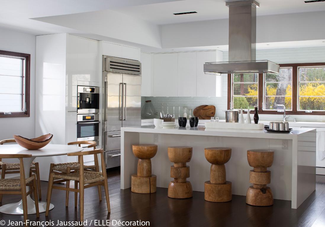 une maison de vacances dans les hamptons elle d coration. Black Bedroom Furniture Sets. Home Design Ideas