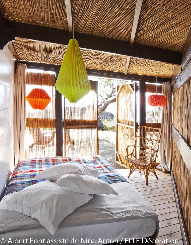 une maison ouverte sur la mer elle d coration. Black Bedroom Furniture Sets. Home Design Ideas