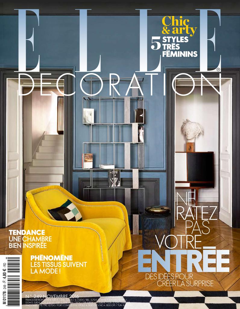 Une splendide maison tr s exotique elle d coration - Magazine deco maison ...