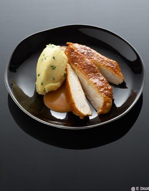 Filet de poulet au sat pour 6 personnes recettes elle for 100 fiches cuisine de elle