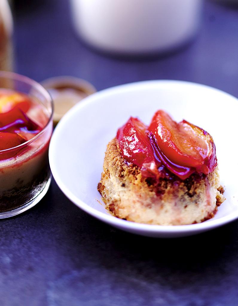 desserts aux fruits recettes de cuisine desserts aux fruits elle table. Black Bedroom Furniture Sets. Home Design Ideas