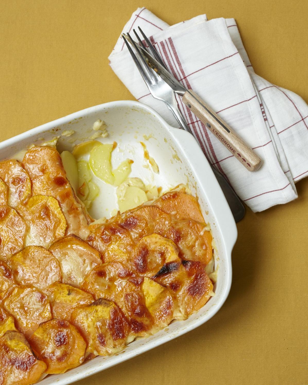 gratin de pomme de terre recettes de cuisine gratin de pomme de terre elle table. Black Bedroom Furniture Sets. Home Design Ideas