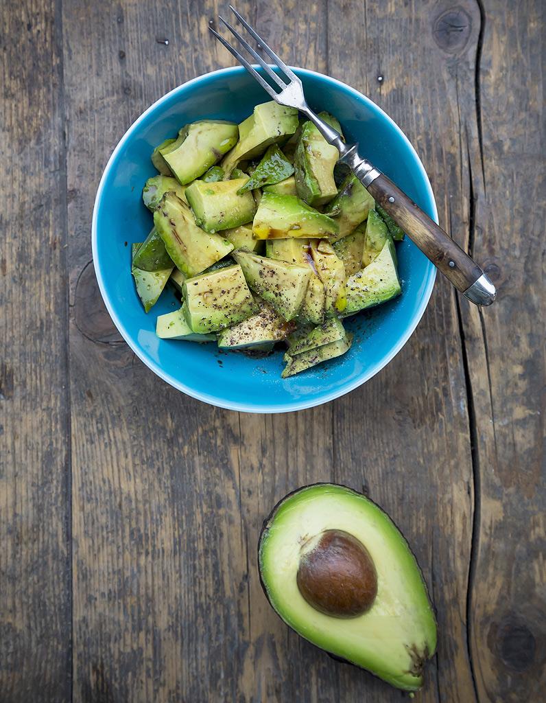 En compotee sucr e 23 recettes d avocat qui ne font pas grossir elle table - Salade qui ne gele pas ...