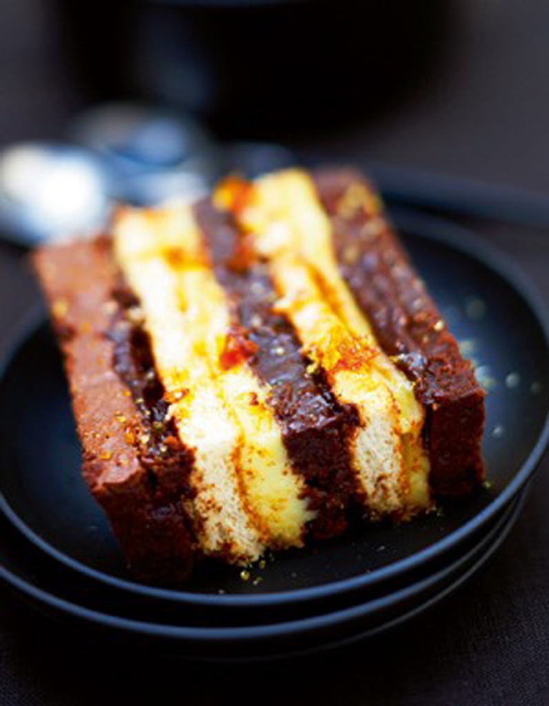 Gateau chocolat creme de marrons r 50 recettes de - Gateau chocolat creme de marron ...