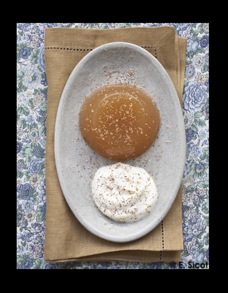 Gel e de pomme la noix muscade 50 recettes pour for Noix de muscade cuisine