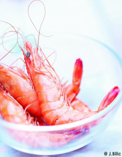 Je fais quoi avec mon reste de crevettes cuisiner les - Cuisiner avec des restes ...